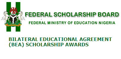 2017 Federal Government BEA Undergraduate & Postgraduate Scholarship