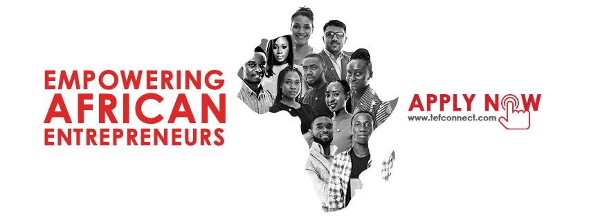 (Deadline: March 1) - Tony Elumelu Foundation (TEF) $100 Million Entrepreneurship Programme 2019
